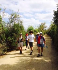 1st Saturday morning hike 2015