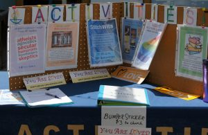 Activities table