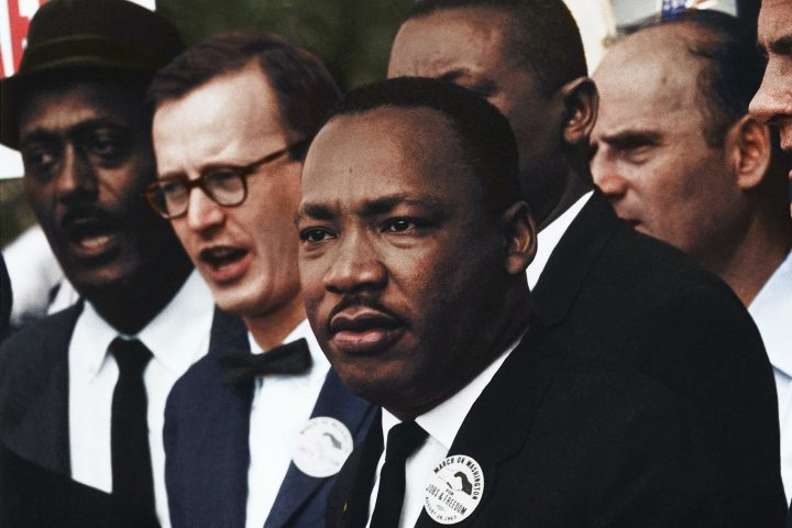 Martin Luther King Jr. and others