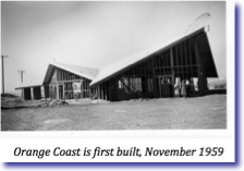 orange coast church history
