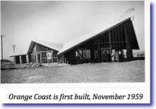 orange coast church history