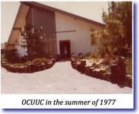 orange coast church history 1977