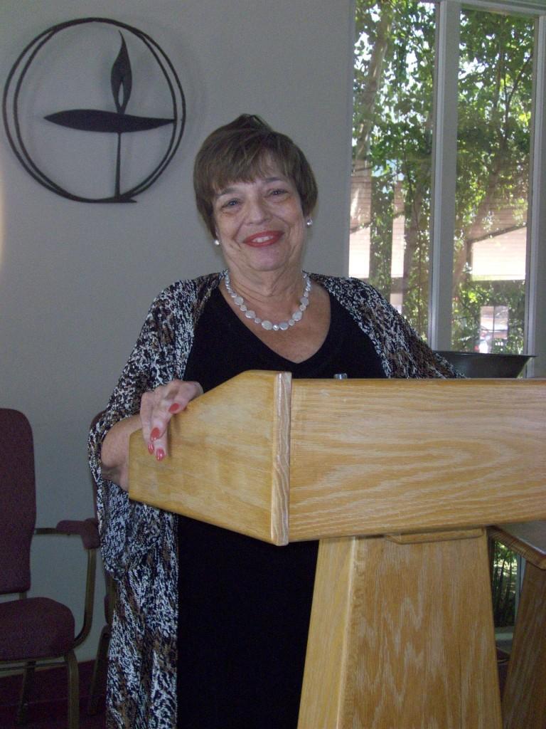 Rev. Dr. Karen Stoyanoff