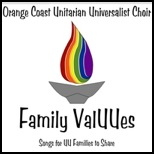 OCUUC, Family Values, Orange Coast, iTunes